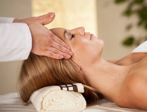 массаж головы при головной боли