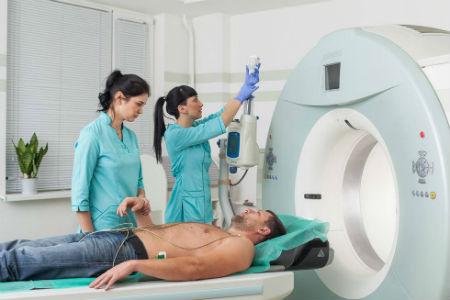 компьютерная томография грудной клетки