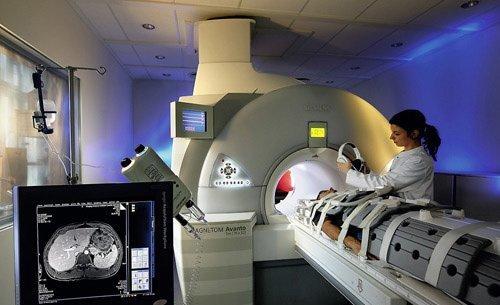Виды процедуры МРТ печени: цена на контраст